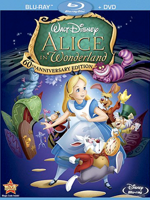 Alice In Wonderland (1951) en Blu-Ray+DVD