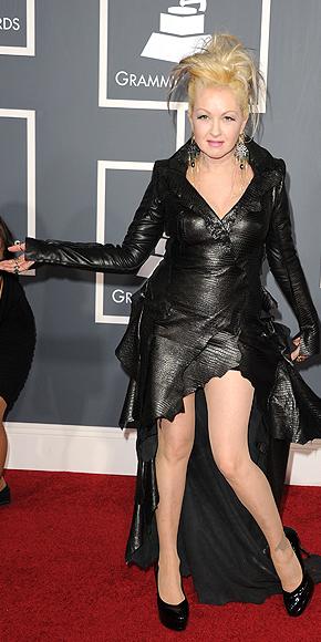 Cindy Lauper, GRAMMY 2011