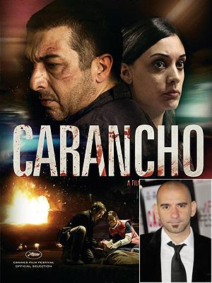 """Pablo Trapero, director de """"Carancho"""""""