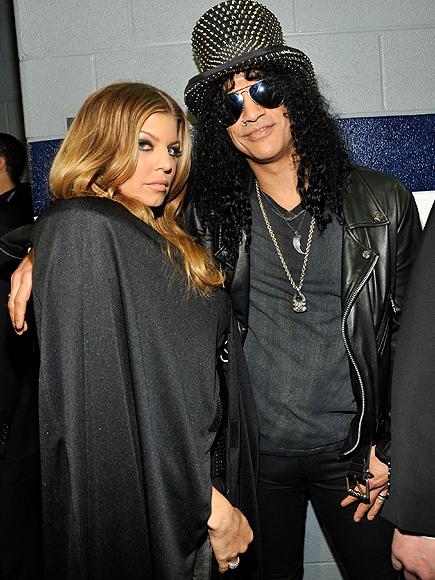 Fergie, Slash