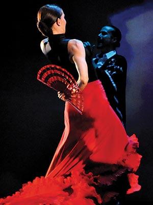 """Flamenco Hoy"", de Cralos Saura."