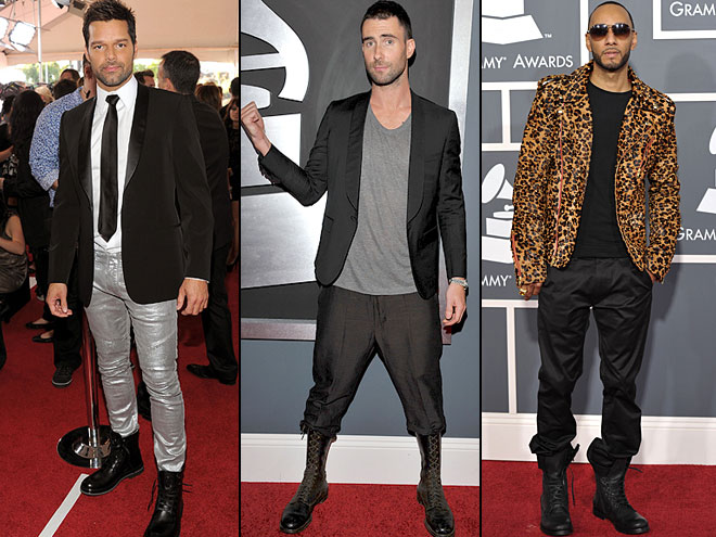 GRAMMY USA 2011, Tendencias