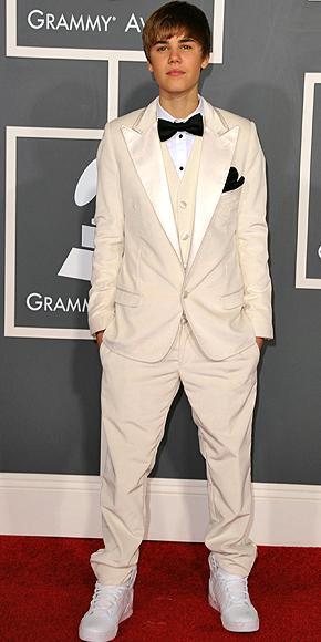 Justin Bieber, GRAMMY 2011