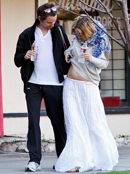 Kate Hudson, Matt Bellamy