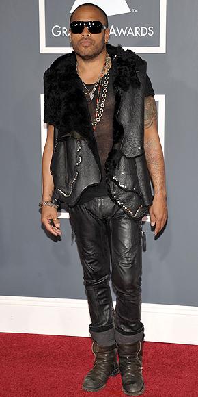 Lenny Kravitz,GRAMMY 2011