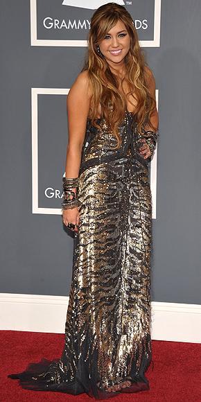 Miley Cyrus, GRAMMY 2011