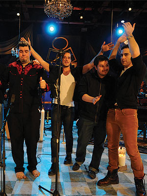 PXNDX lanza su MTV Unplugged