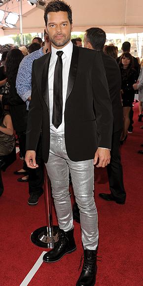 Ricky Martin, GRAMMY 2011