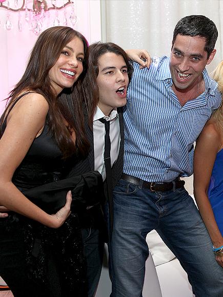 Sofía Vergara, Manolo, Nick Loeb