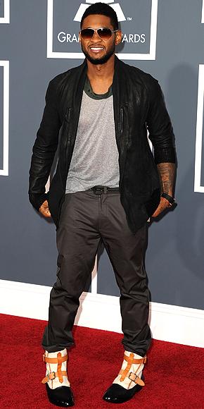 Usher, GRAMMY 2011