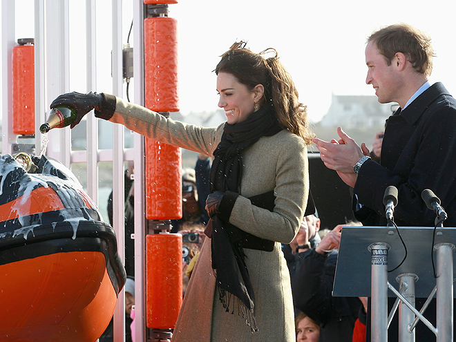 Principe William, Kate Middleton