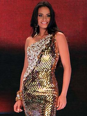 Miss República Dominicana, Dalia Fernández