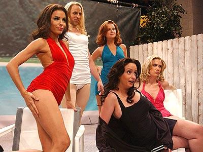 Eva Longoria, Saturday Night Live
