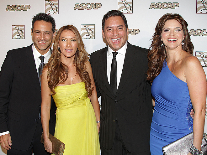 Omar Germenos, Azucena Cierco, Daniel Sarcos, Rashel Díaz