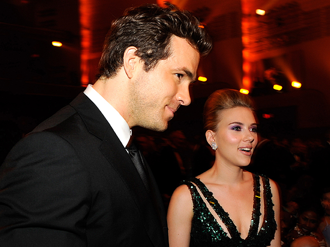 Ryan Reynolds, Scarlett Johanson