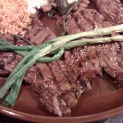 Marinada para carne asada