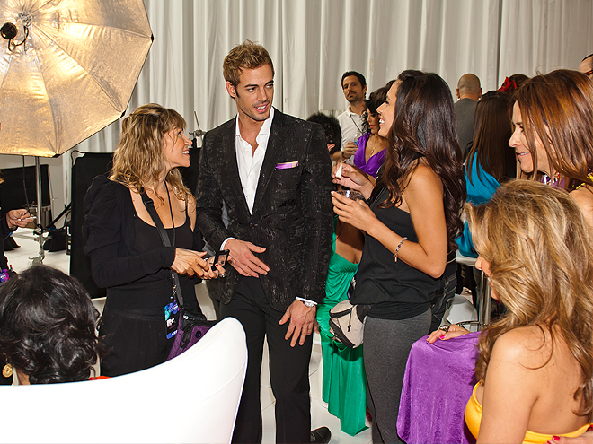 Bellos 2011, Behind the scenes, William Levy