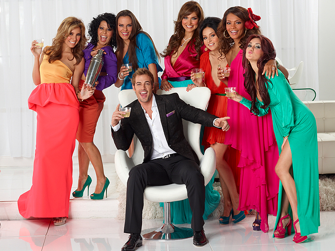Bellos 2011, Behind the scenes, William, Levy, Elizabeth Guitérrez, Alejandra Guzmán, Blanca Soto, Dulce María