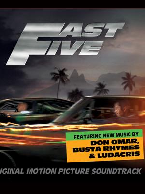 Don Omar participa en la banda sonora de Fast Five