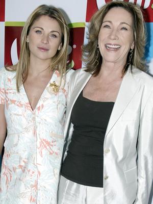 Ludwika Paleta y su mamá Bárbara Pacioreck