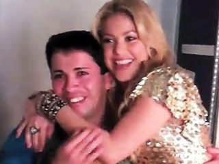 El encuentro de Shakira y Shakiro