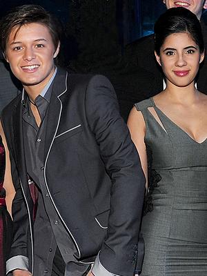 Janelle Ortiz y Nolan Sotillo