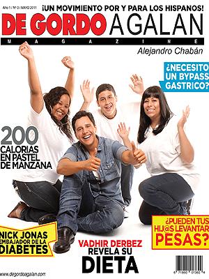 Alejandro Chabán y su sitio web