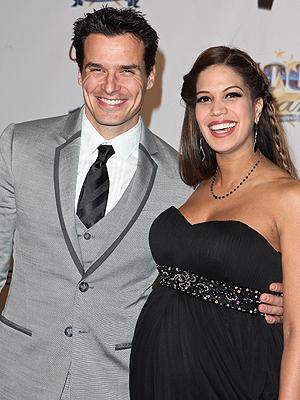 Antonio Sabato Jr. y Cheryl Moana Marie