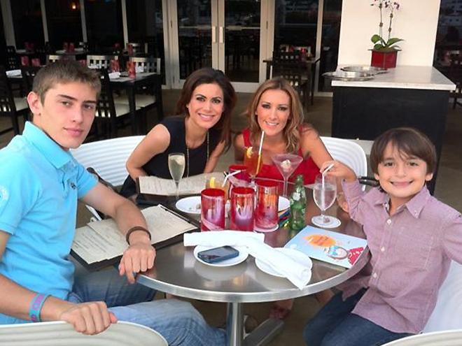 Azucena Cierco, Santiago, Vanessa Hauc, Sacha