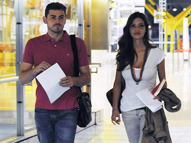Iker Casillas, Sara Carbonero