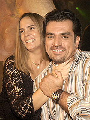 Fátima Boggio, Jorge Salinas