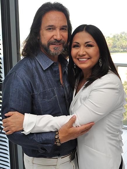 Marco Antonio Solís, Ana Gabriel