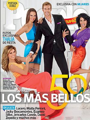 Los 50 Más Bellos 2011