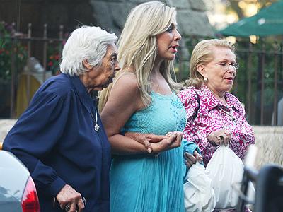 Yolanda Miranda, Ernestina Sodi, Eva Monge