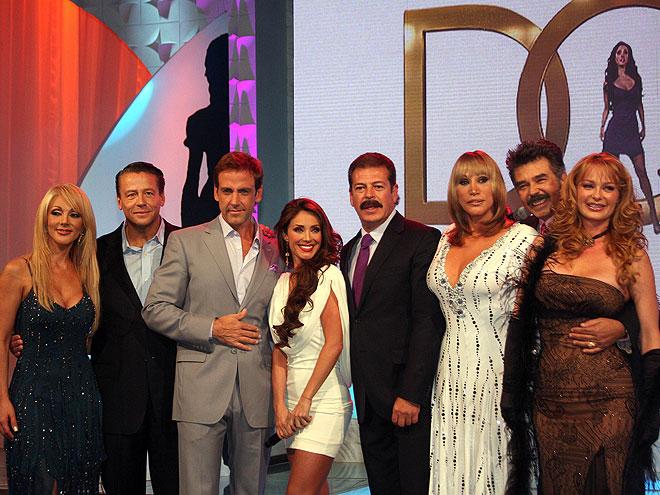 Anahí, Carlos Ponce, Alfredo Adame,Olivia Collins