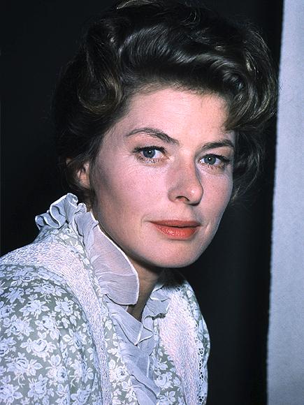 Ingrid Bergman, Mujeres influyentes
