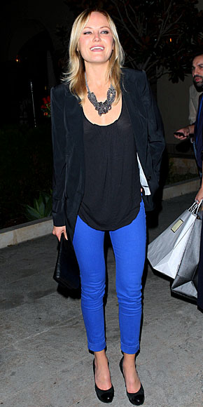 MALIN AKERMAN, Jeans de colores