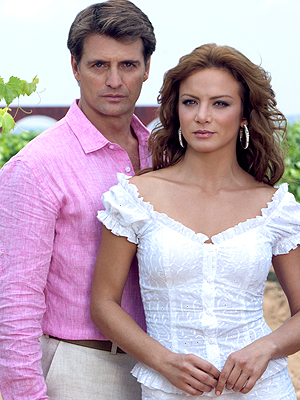 Juan Soler y Silvia Navarro