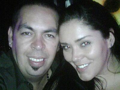Marichelo Puente y Jorge D'Alessio