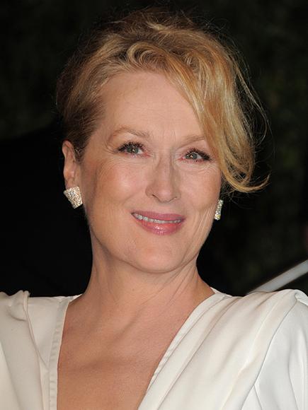 Meryl Streep,Envejecer Con y Sin gracia