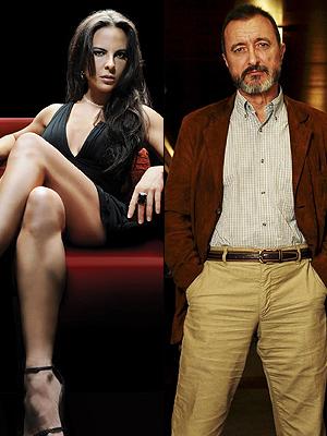 Kate del Castillo y Pérez Reverte