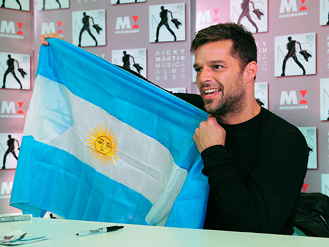 MUCH LOVE FOR ARGENTINA
