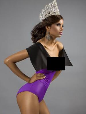 Bélgica Suárez, Miss Honduras 2009