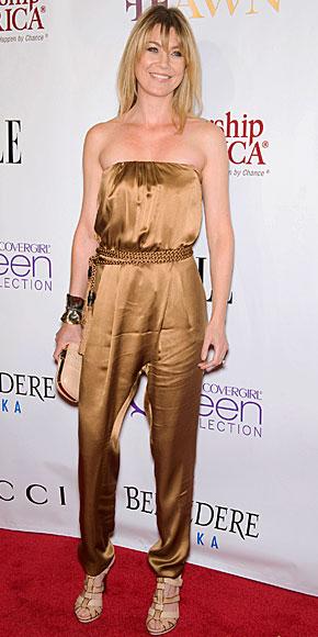ELLEN POMPEO, Dressy jumpsuits