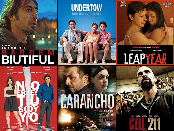 Premios People En Español 2011, Mejor película,