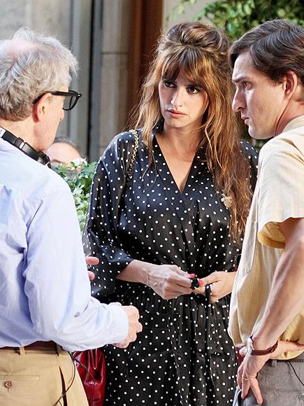 Woody Allen, Penélope Cruz, Antonio Albanese