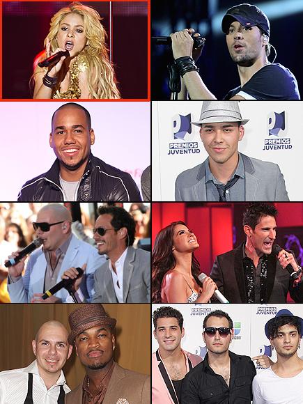 Premios People en Español 2011, Música, Mejor canción