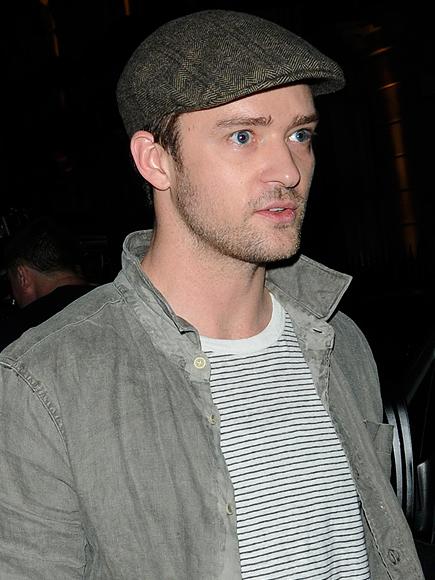 Justin Timberlake, Atrápame si puedes