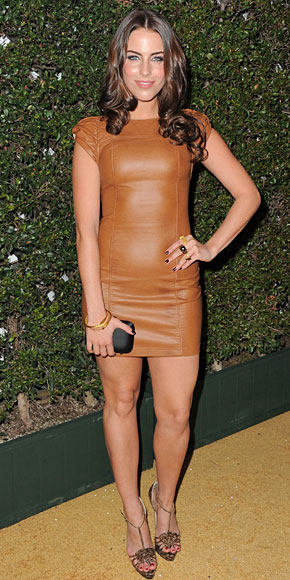 JESSICA LOWNDESS, Leather