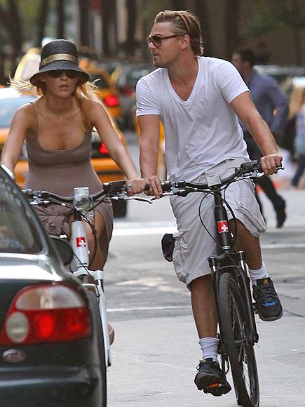 Leonardo Di Caprio, Blake Lively